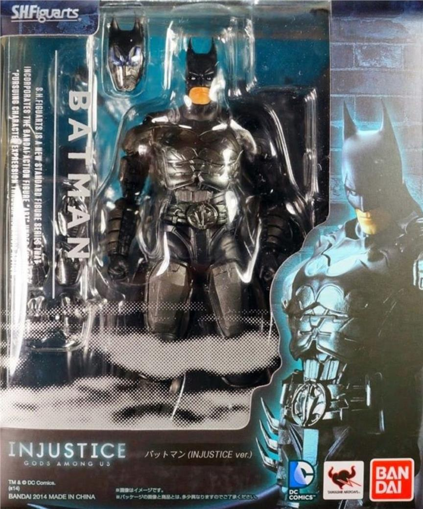 SH Figuarts(SHF) Batman Injustice Gods Among Batman Figure