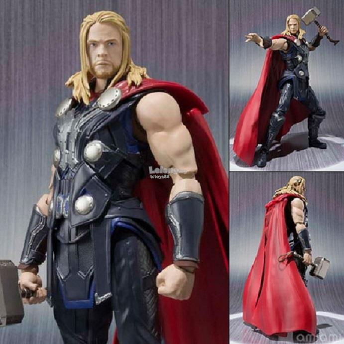 SH Figuarts Thor. S.H.F 'Age Of Ultron' (SHF) THOR Action Figure