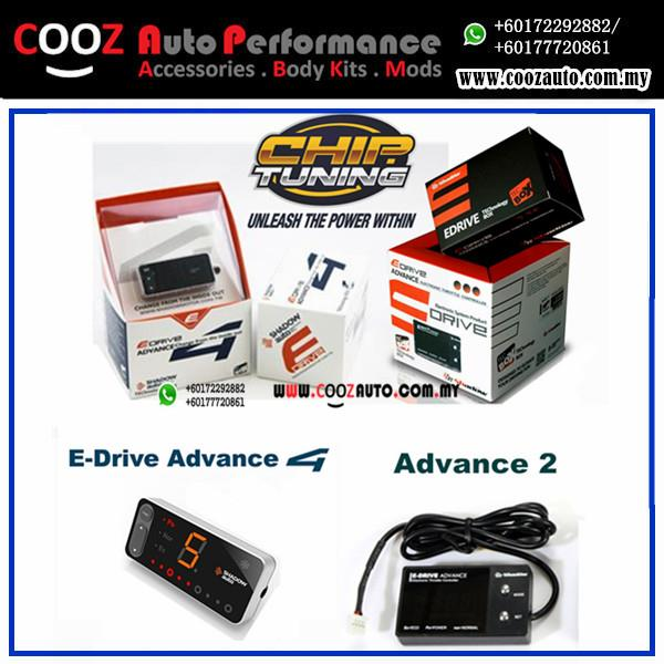 SHADOW E-DRIVE ELECTRONIC THROTTLE CONTROLLER BMW 130 E81 E82 E87 E88