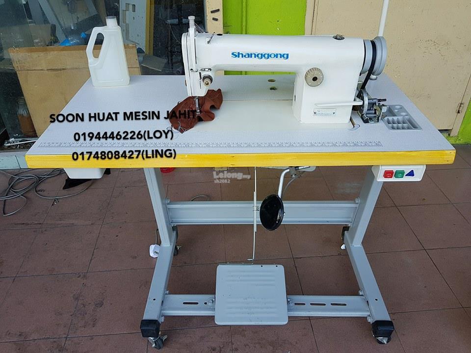 Shanggong Mesin Jahit Lurus Secon End 1092017 415 Pm