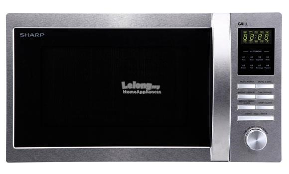 Sharp 25l Microwave Oven With Grill R754ast