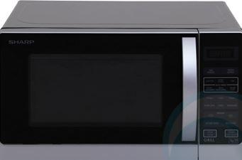 Sharp 26l Convection Microwave Oven R898ms