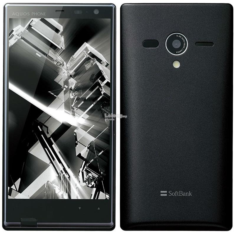 sharp aquos r. sharp aquos phone 203sh - 4.9\u0027 32gb rom 2gb ram 16m camera r