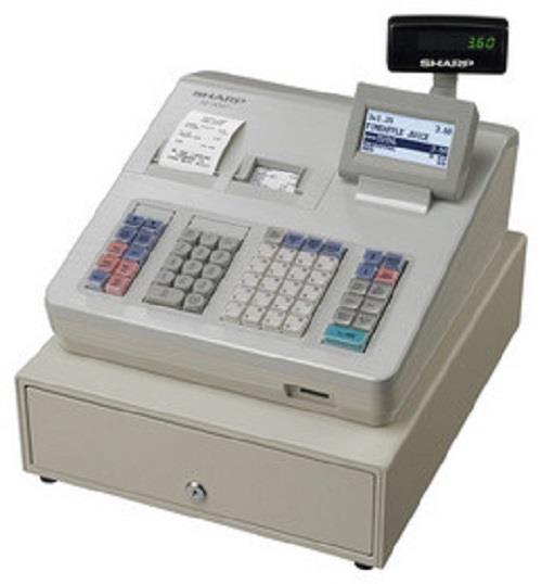 Sharp Cash Register XE-A307 XEA307 X (end 11/6/2018 5:15 PM)