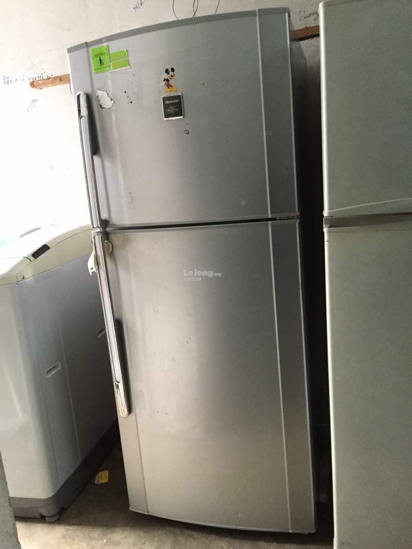 Sharp Fridge Refrigerator Freezer P