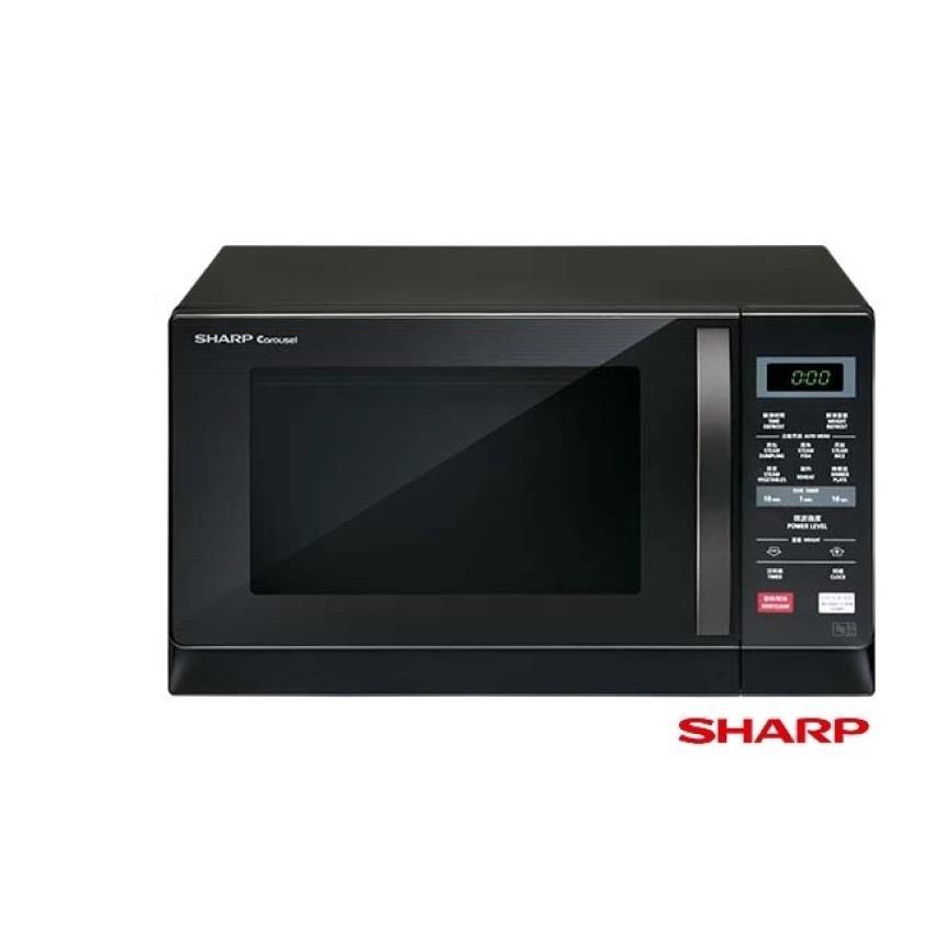 Sharp R207ek Microwave Oven 20l Latest Model 2018 Multi Function