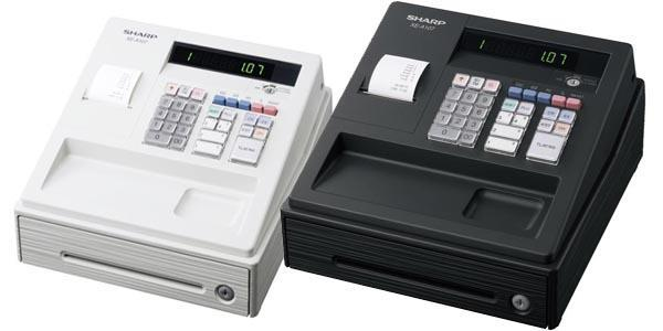SHARP XE-A 107 CASH REGISTER CASHIER MACHINE + 6 YEARS WARRANTY