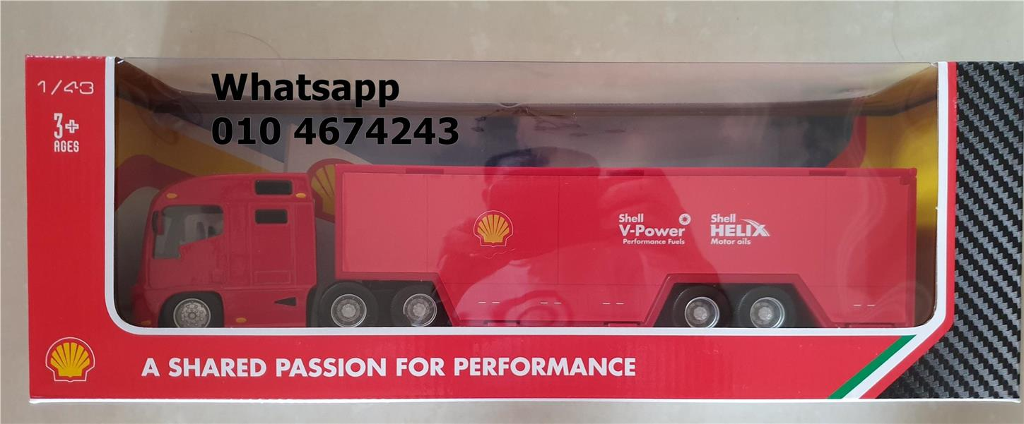 Shell Truck Vpower 2019 Limited Collection