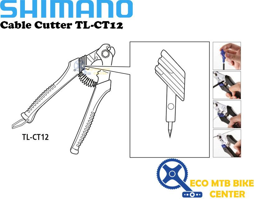 SHIMANO Cable Cutter TL-CT12 Tool