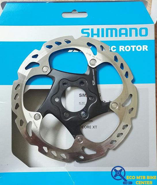 SHIMANO Disc Rotor SM-RT86 180mm 6-Bolt