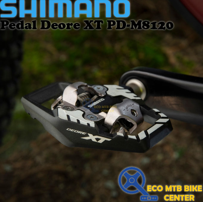 SHIMANO Pedal Deore XT M8100 Series PD-M8120