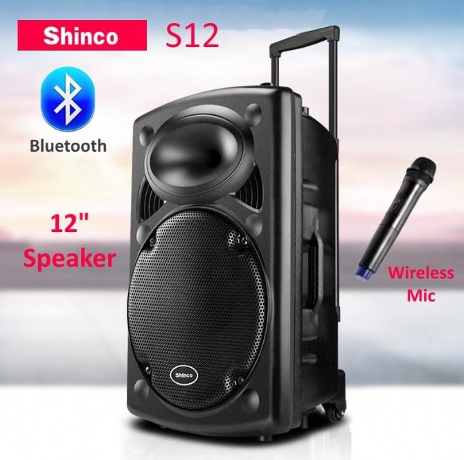 Speaker trolley daftar update harga terbaru indonesia for F d portable speakers