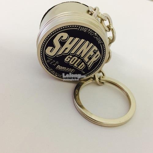 Shiner Gold Pomade Collectible Key Chain