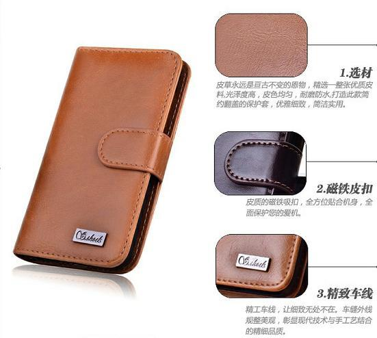 Shock Sunda Brand Lenovo P780 K860 Flip Leather Case Cover Casing?