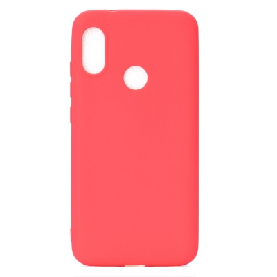 online store 64c92 640ad Shockproof TPU Case for Xiaomi Mi A2 Lite Candy Color Silicone Cover (