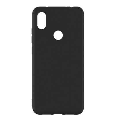 wholesale dealer 6450e 8483f Shockproof TPU Case for Xiaomi Redmi Note 6 Pro (BLACK)