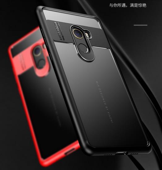 wholesale dealer 3cbbe 5c61c Shockproof Xiaomi MiMix 2 Mi Mix 2 Back Cover Casing Case