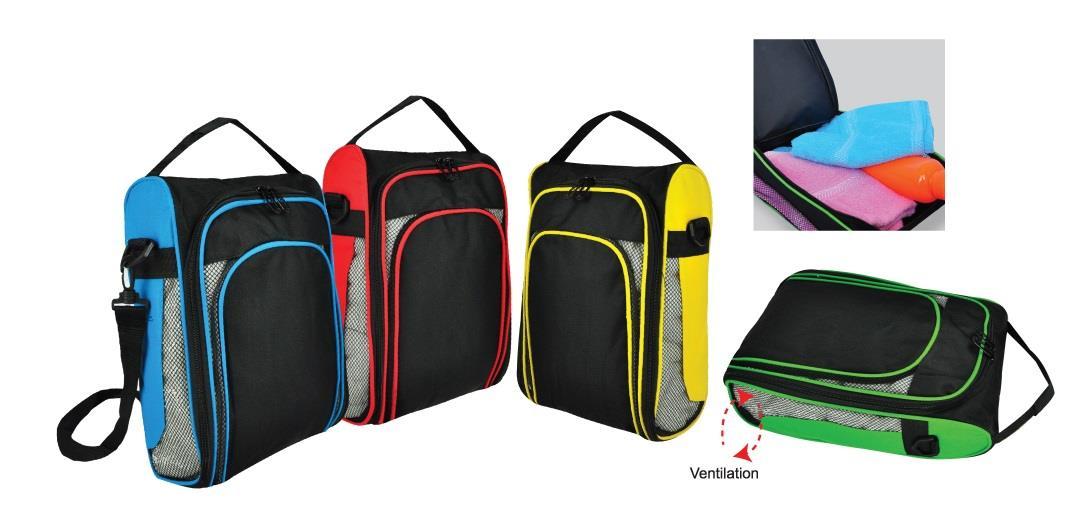 Shoe Bag Multipurpose With Net Design For Better Ventilation
