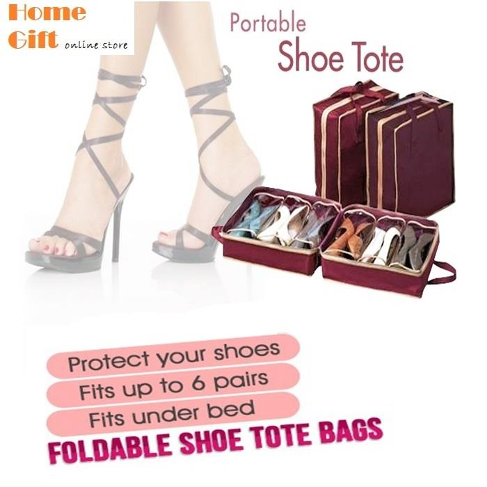 Shoe Tote Bag