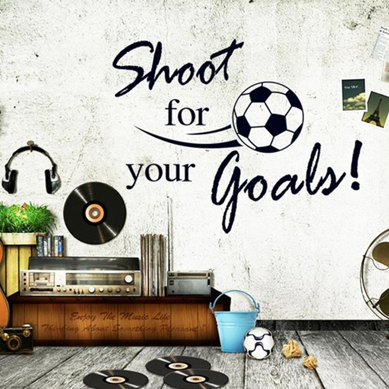 Shoot For Your Goals Quotes Football End 2 7 2019 7 20 Pm