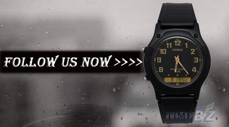 SHOP NOW! Casio AW-49H-1BVDF / AW-49H-1BV AW-49H-1B / AW-49H ANALOG DI