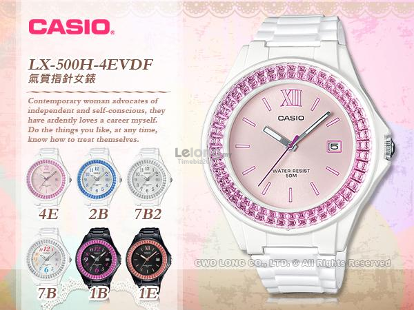 SHOP NOW ! LX-500H-4E CASIO ANALOG WOMEN,S WATCH