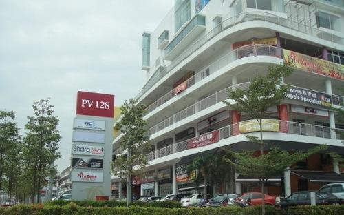 Shop/Office for sale,Platinum Mondarian,PV128,Setapak,tenanted