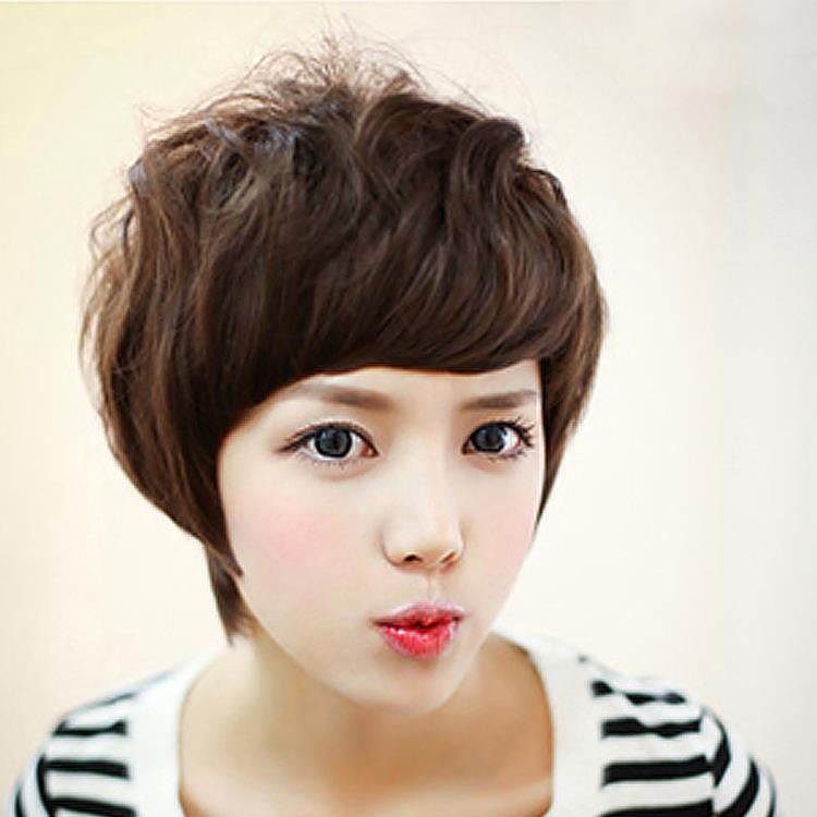short wig IX6/ ready stock/ rambut palsu