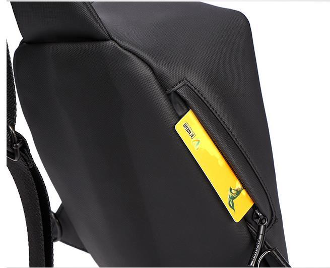 Shoulder Bag Waterproof Sling Men Bag For Man Wallet Outdoor Sport a35981bd01
