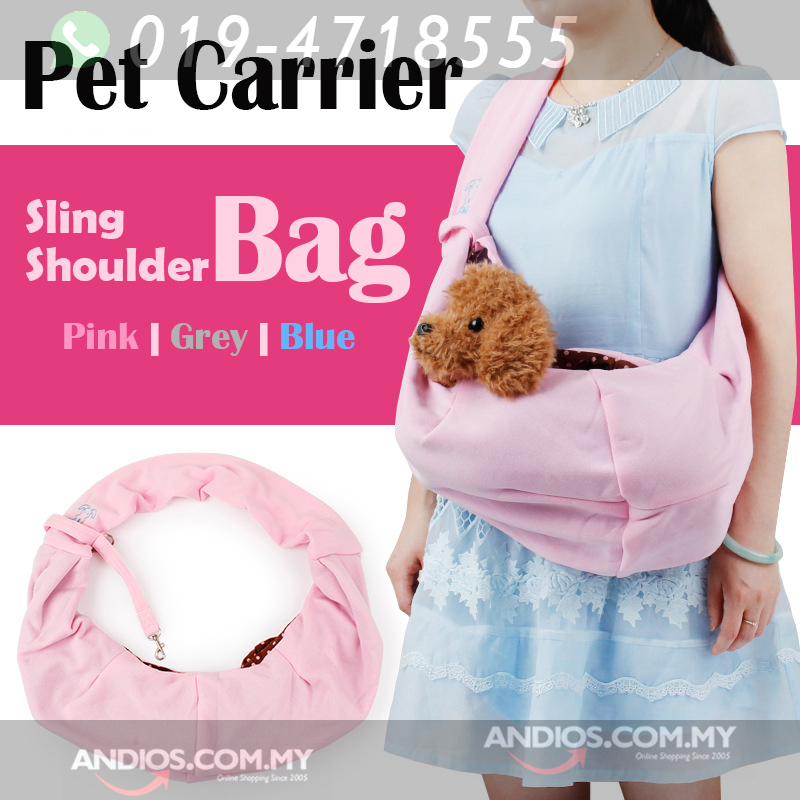 Shoulder Dog Cat Sling Pet Carrier Bag