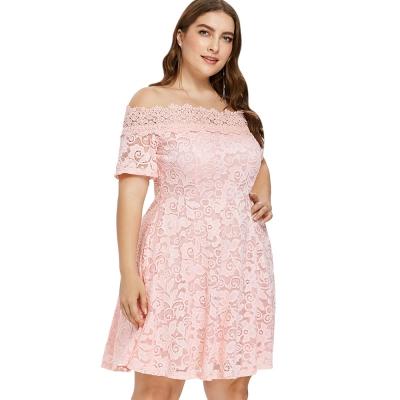 Plus Size Pink Dresses – Fashion dresses