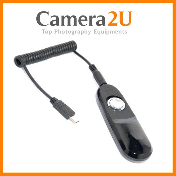 Shutter Release Cable for Sony A7 A7S A7R MK II MK2 Mark 2 II RM-VPR1