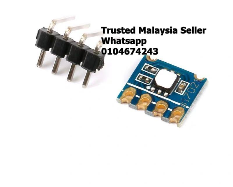 Si7021 Industrial Precision Humidity Sensor I2C Interface for Arduino