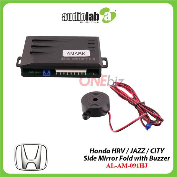 Side Mirror Fold with Buzzer for Honda HRV/JAZZ/CITY - AL-AM-091HJ