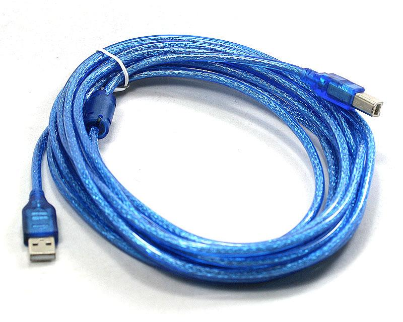 SIEMAX 5 Meter USB 2.0 High Speed  Printer Cable