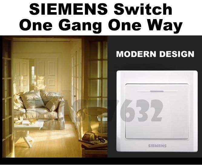 Siemens Wall 1 Gang 1 Way Socket One End 5 15 2020 4 38 Pm