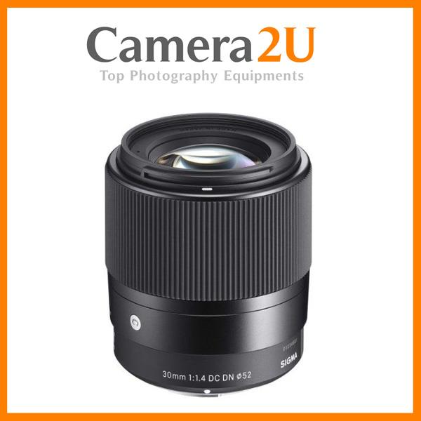 Sigma 30mm f/1.4 DC DN Contemporary Lens for Panasonic MFT (Import)