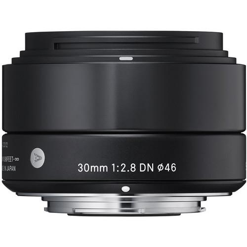 Sigma 30mm f/2.8 DN Lens for Sony E-mount (ORIGINAL 2 YEARS WARRANTY)