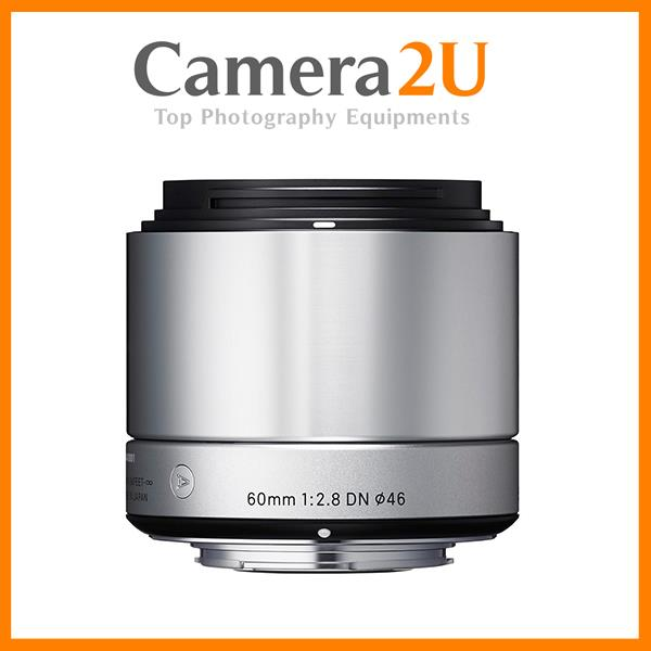 NEW Sigma 60mm f/2.8 DN Art for Olympus (Sliver)