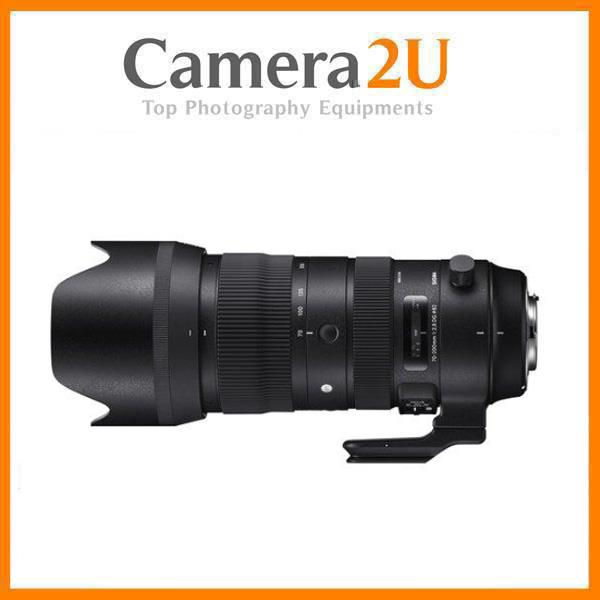 Sigma 70-200mm f/2.8 DG OS HSM Sports Lens (MSIA)