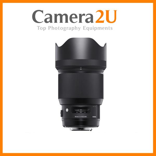 Sigma 85mm f/1.4 DG HSM Art Lens for Canon