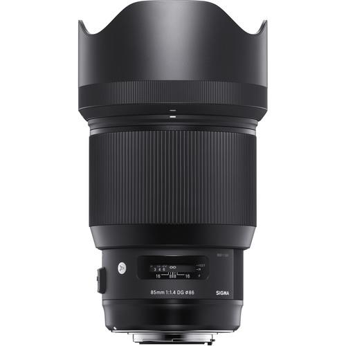 Sigma 85mm f/1.4 DG HSM Art Lens for Canon ( ORIGINAL SIGMA )