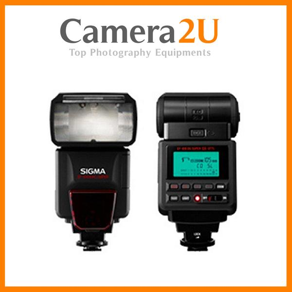 NEW Sigma Flash EF-610 DG Super