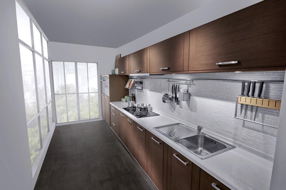 Signature Kitchen @ Promotion On Cabinet U0026 Wardrobe @ Free Sink/Oven Nice Look