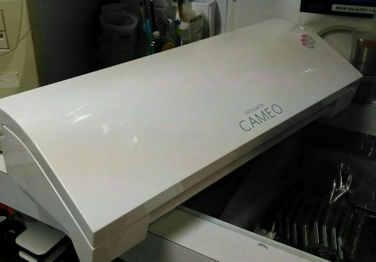 Silhouette Cameo Cutter Plotter