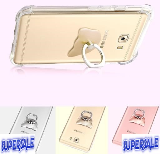 Silicon Casing Case Cover for Samsung C9 Pro *Free Gift