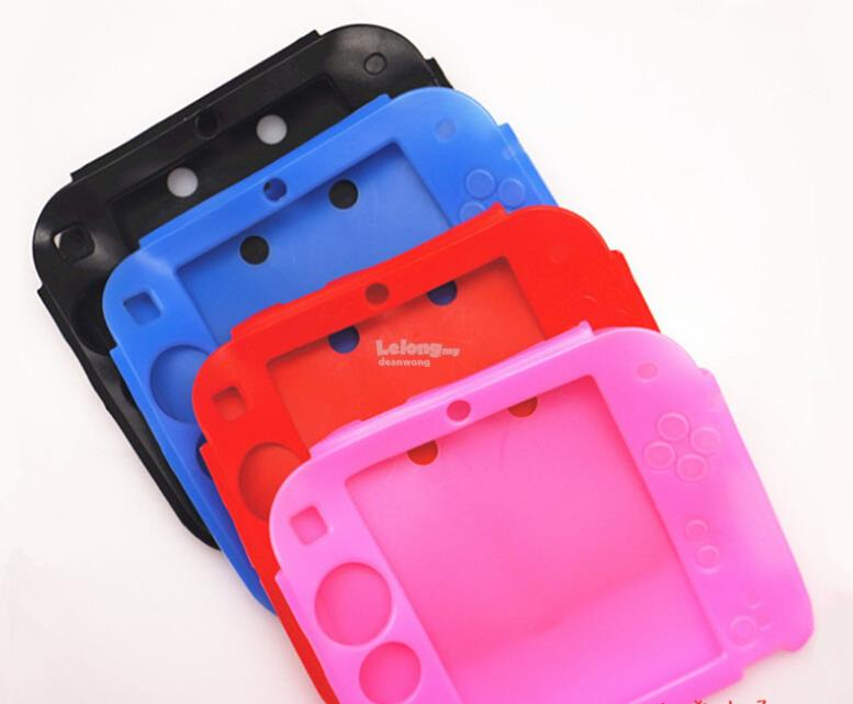 the latest 62a36 fc31e Silicone Case for Nintendo 2DS