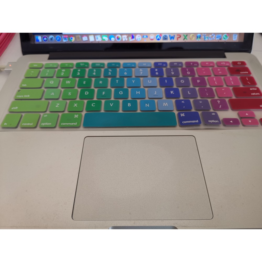 Silicone Keyboard Protector Macbook Slim Water Proof Cover MacBook Air Pro 13