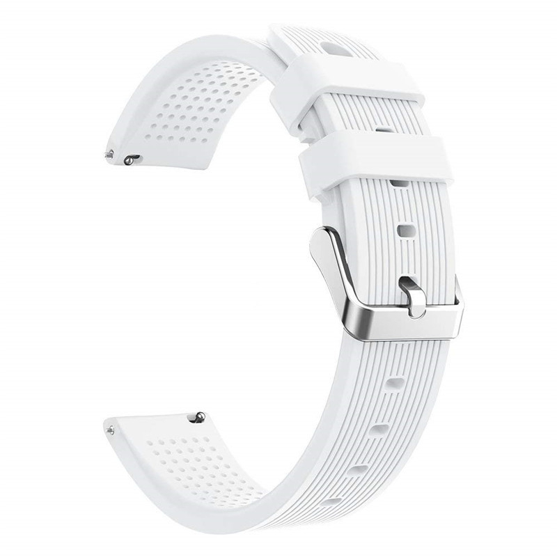 Silicone Strap - 20mm Smart Watch Band For Xiaomi Huami Amazfit Bip - ..