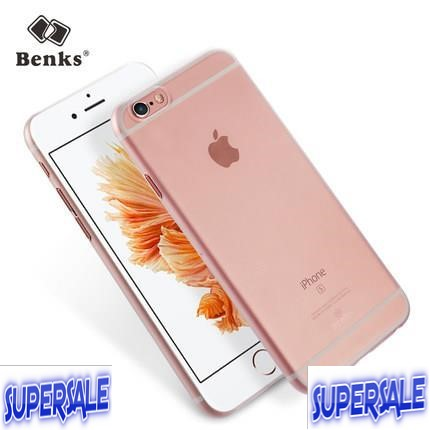 Silicone Transparent Casing Case Cover for iPhone 6 Plus